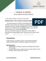 HVAC Syllabus Semox 1