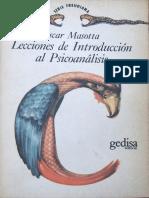 Lecciones de introducción al psicoanálisis [Oscar Masotta].pdf