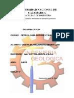 Monografia de Petrologia