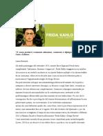 Frida Kahlo - Societa Psicoanalitica Italiana