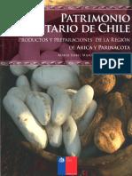 Inventario Patrimonio Arica Parinacota FIA
