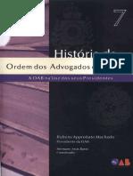 História Da Ordem Dos Advogados Do Brasil (7)