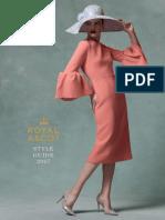 Final Royal Ascot Style Guide 2017