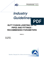 HDPE_ButtFusionJoiningParameters