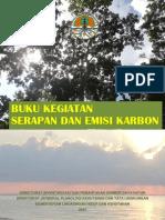 Buku Pemantauan Emisi dan Serapan Karbon 2015 - Tosiani