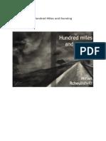 1. Hundred miles and running - Mirian Rcheulishvili.docx