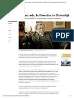 Lecturas Dominicales_ Filosofia de Slot... y El Mundo Desde 1.990 - Eltiempo.com