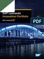 SAP Leonardo_ Innovation Portfolio