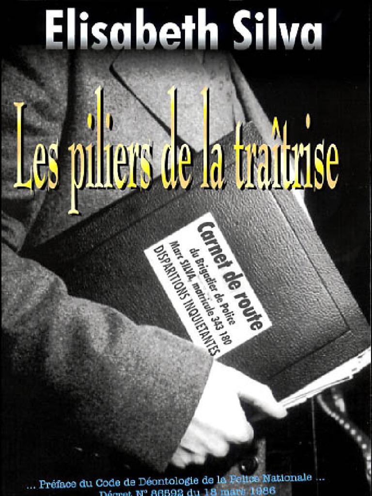 Elisabeth Piliers Traitrise Silva Les De La KF1TJcl