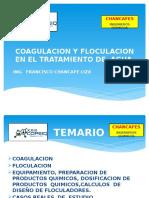 PONENCIA  COPEIQ FLOCULACION