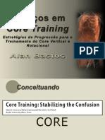 Treinamento Do Core - Estratégias de Treinamento Rotacional e Vertical - Alan Bastos