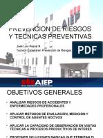 Prevención de Riesgos y Tecnicas Preventivas.pptx