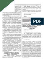 Ordenanza que aprueba la habilitación de vehículos destinados al servicio de transporte público especial de taxi y auto colectivo por debajo del peso y cilindrada mínimo en la provincia de Huaura