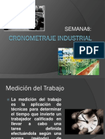 Cronometraje Industrial