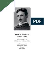 Brevets Nicola Tesla Complet