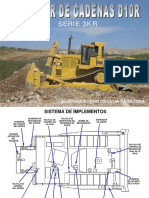 Curso Componentes Circuitos Diagramas Sistema Implementos Bulldozer d10r Caterpillar
