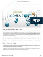 Crear Un Módulo en Joomla 3 Paso a Paso _ Kadum