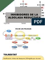 Inhibidores de La Aldolasa Reductasa