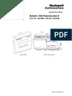 Manual de Montagem e InstalaþÒo_1403 Powermonitor II_cod_158