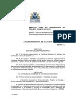 PROJETO DE LEI Nº 301 REDAÇÃO DEFINITIVA.pdf