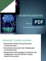 kuliah NEUROTRANSMITER 2016