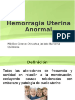 9.Hemorragia Uterina Anormal (1)
