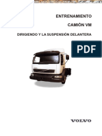 Manual Volvo Camion Vm Direccion Suspension Delantera