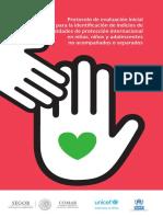 Protocolo Evaluación Protección Internacional