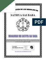 Sathya Sai Baba - Recopilación de Los Mensajes