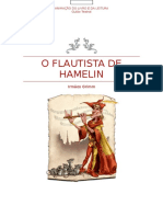 Peça Teatral O Flautista de Hamelin