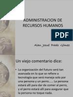 Administración de Recursos Humanos 1ra Parte