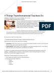 4 Things Transformational Teachers Do _ Edutopia