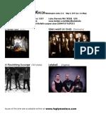 Metal Bulletin Zine 120