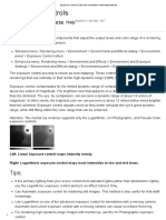 Exposure Controls _ 3ds Max _ Autodesk Knowledge Network