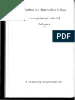 Lothar Gail.Kolloquien74.Mastering Russian Spaces Raum und Raumbewältigung als Probleme der russischen Geschichte. Oldenbourg Verlag München 2011