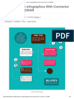 How to Create Infographics With Connector Tools in CorelDRAW