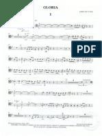 2nd Trombone Complete Gloria Rutter