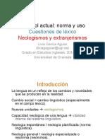 9- Léxico- neologismos