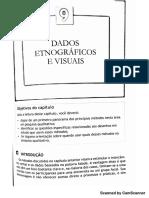 Dados Etnográficos e Visuais FLICK