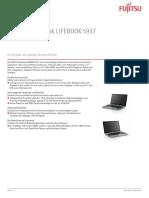 Ds Lifebook s937 De