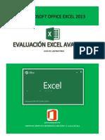 Evaluacion Excel Avanzado