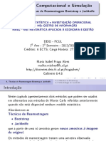 Slides ECS4 Reamostragem