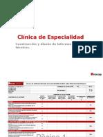 Clinica de Especialidad_Informes Técnicos