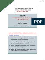Módulo 7 - Conductividad Hidráulica en SuelosV2017.pdf