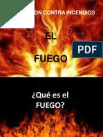 Presentacion de Incendios