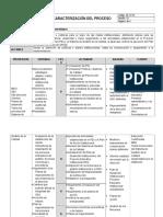 1. de-CP-01 Proceso Direccionamiento Estrategico UNIMINUTO