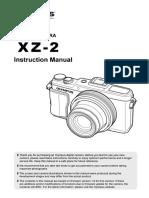 Olympus XZ2 Manual