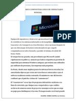 Microsoft Ofrece Compostura Luego de Ciberataque Mundial