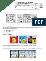 Estudo Dirigido - Ensino Médio