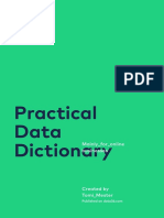 Practical Data Dictionary